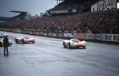 Porsche Le Mans (1968)