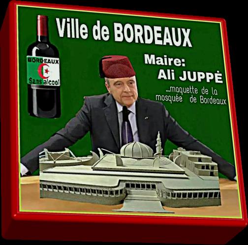 Bordeaux Sans alcool (Humour)