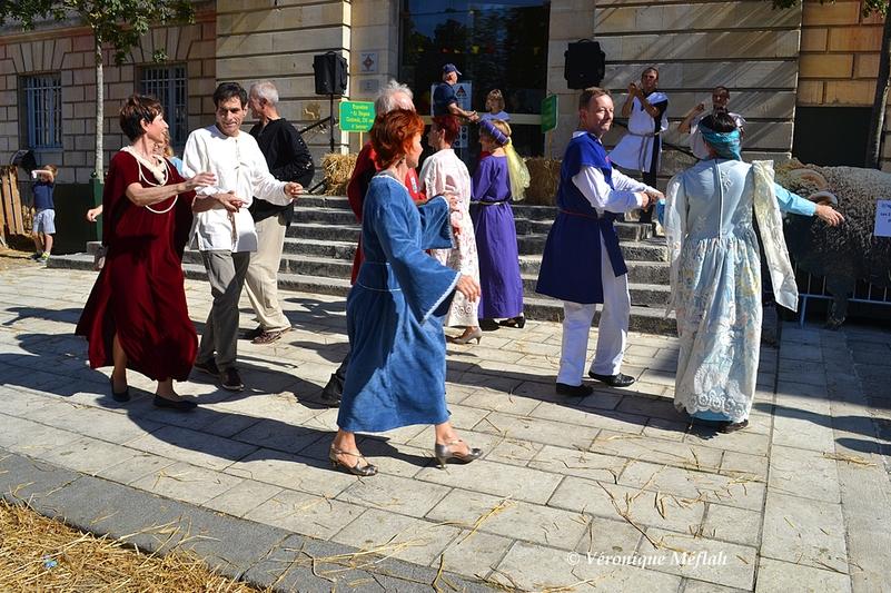 Rambouillet : Fête de la Saint Lubin : Animations musicales, danses et buvette