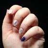Nail art d'inspiration marine