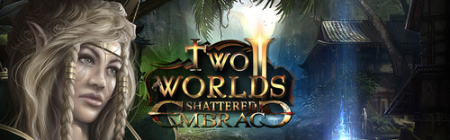 NEWS : Shattered Embrace, stand alone ou DLC de Two Worlds 2, daté*