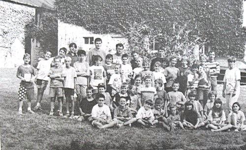 Arbre - Les Jeunesses scientifiques à Arbre.