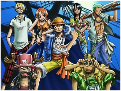 One piece films