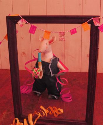 Carnaval chez les Souris