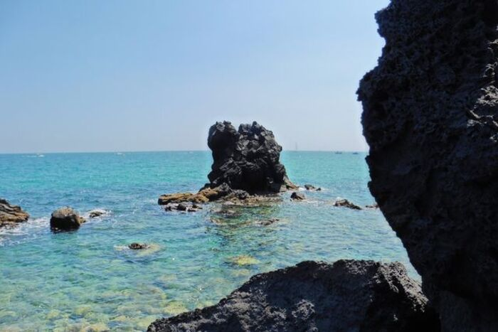 Cap d'Agde plage du Sud.