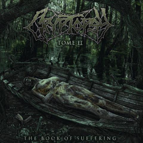 CRYPTOPSY - Un nouvel extrait du EP The Book Of Suffering - Tome 2 dévoilé