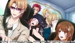 K Project (Série Gakuen K -7)