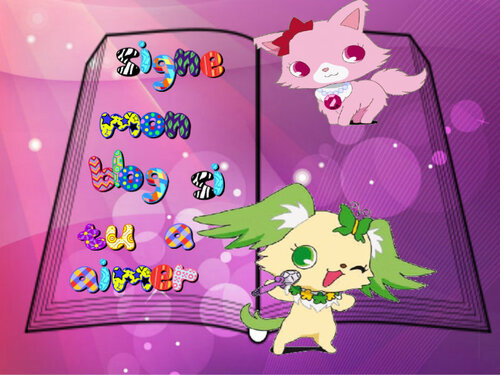 livre d'or jewelpet