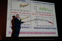 Jean Jouzel : « Agir, maintenant, contre le réchauffement climatique ! »