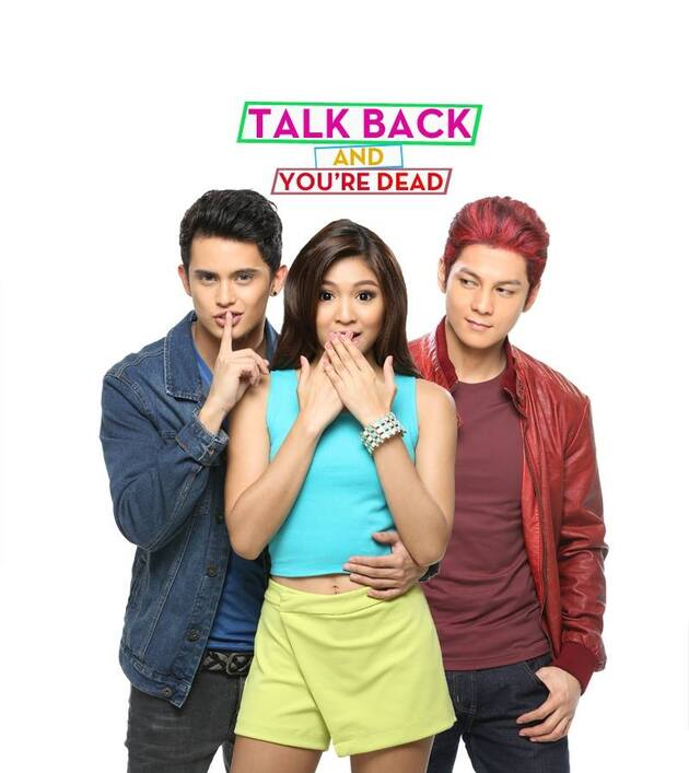 Talk Back And You're Dead (film philippin)