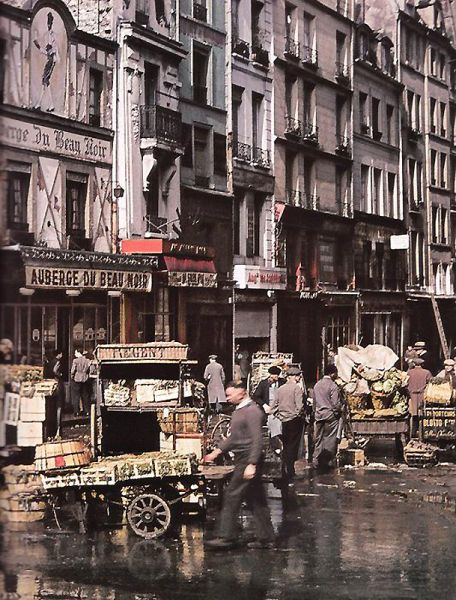 Andre Zucca: Nazi Propaganda Photos - Paris during WW231