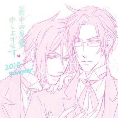 Claude x Sebastian II