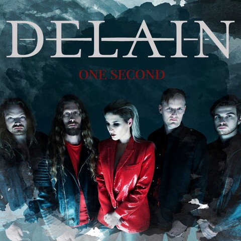 "DELAIN - ""One Second"" Lyric Video"