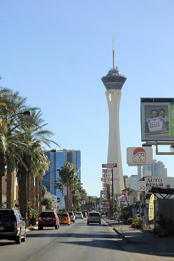 11- De Richfield à Las Vegas