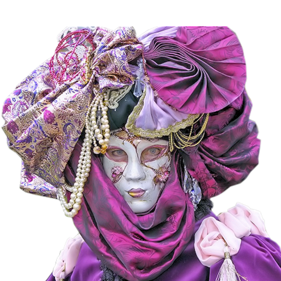 Carnaval personnage / 3