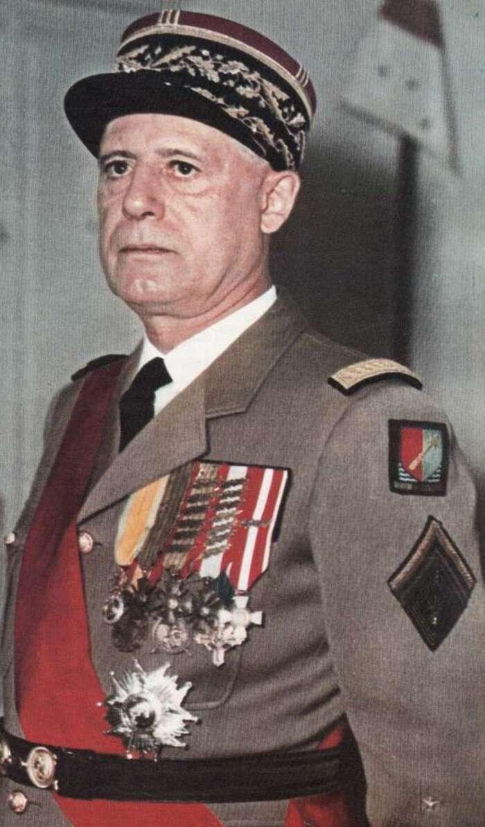 Le général Salan a institué les premiers centres de torture à Béni Saf