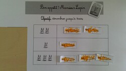 Bon appétit! Monsieur Lapin - Exploitation d'album