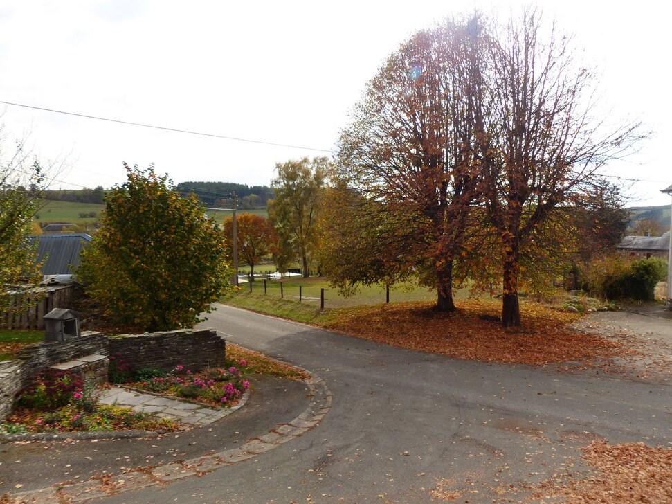 L'automne dans un arbre ( Milles défis )