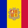 Drapeau de la Principauté d'Andorre
