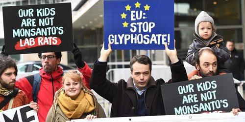 La France, l'Allemagne, l'Europe et le Glyphosate