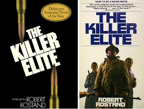 Tueur d'élite, The killer elite, Sam Peckinpah, 1975