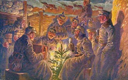 Centenaire de la Trêve de Noël 1914