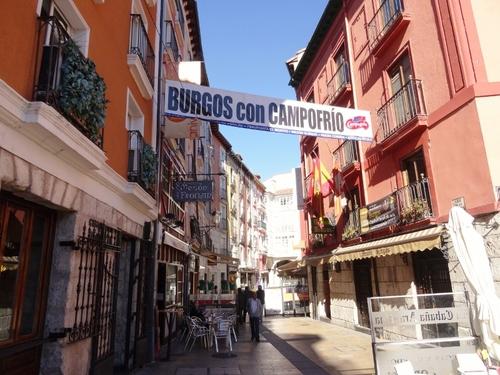 Promenade dans Burgos en Espagne (photos)
