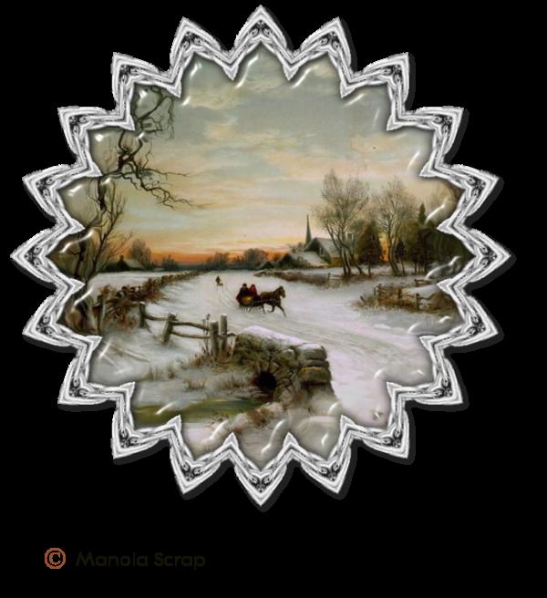 médaillons de Noel 5