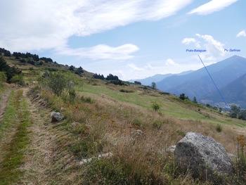 Chemin vers Sauto