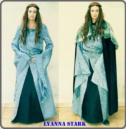 Cosplay Lyanna