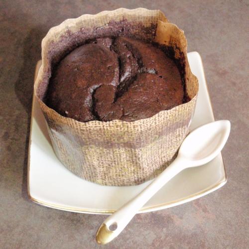 Fondant chocolat cardamome