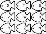 poisson lettre