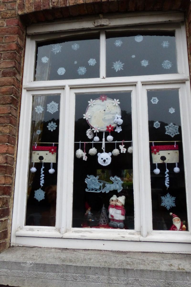 Décorations fenêtre