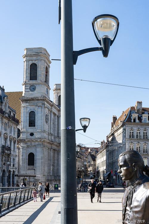 Besançon : une histoire de temps  (1)