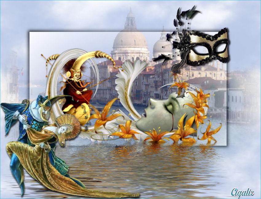 Carnaval de Venise  de Nadou