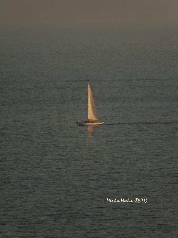 Rêverie........Cagnes sur Mer......
