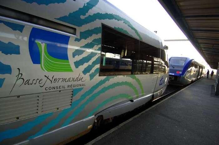 Collision mortelle entre un train et une voiture en Normandie