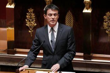 Loi Travail: Manuel Valls dégaine le 49-3