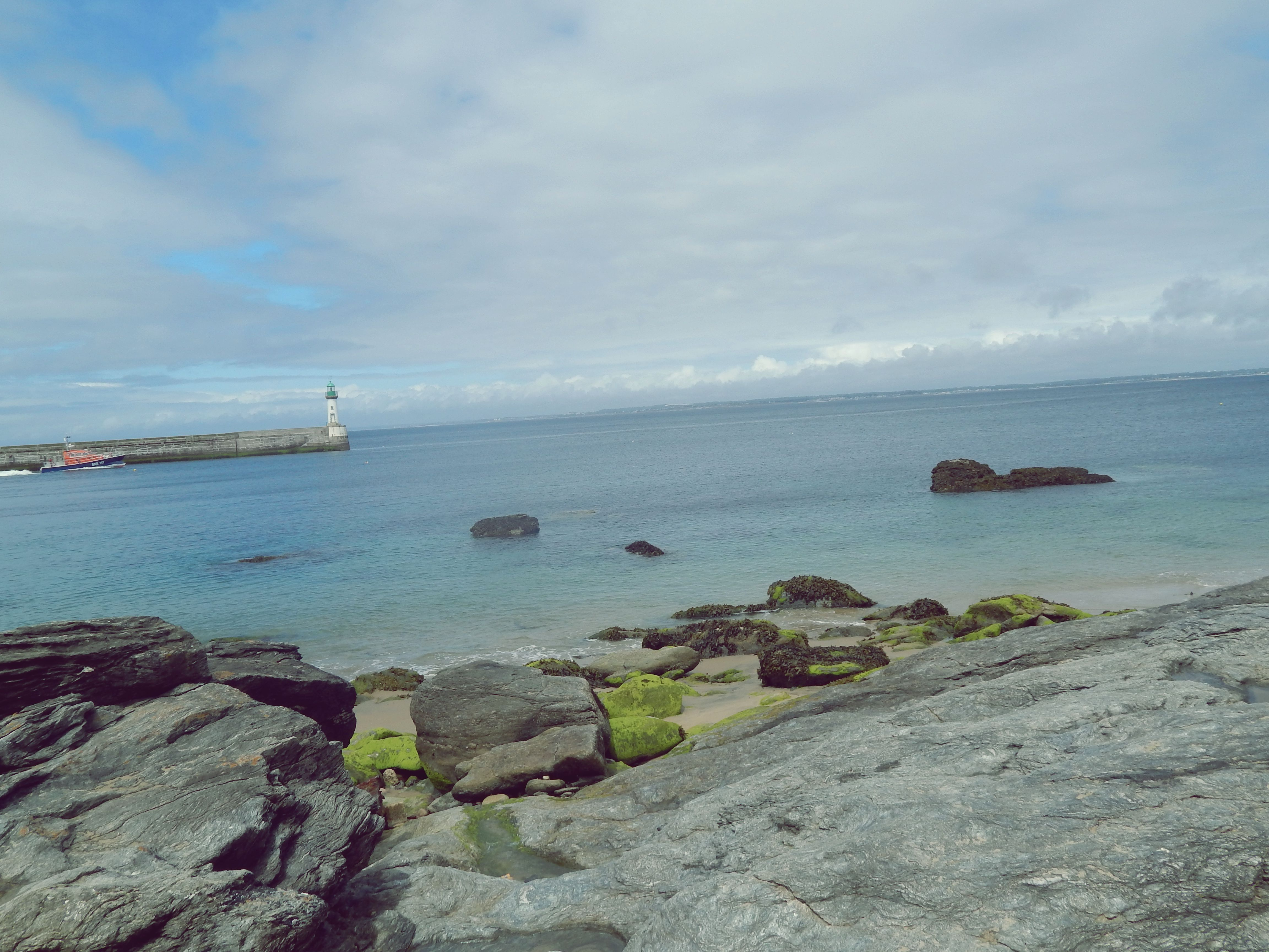 Une journée à l'île de Groix