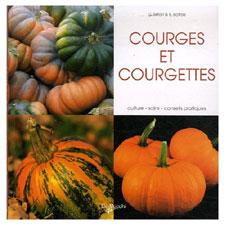 Courges et courgettes : couverture