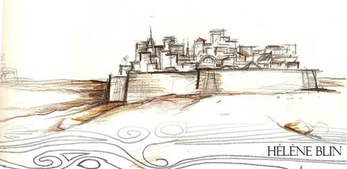 Cette bonne vielle ville de Thira....