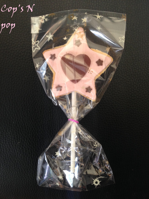idée cadeau gourmand: Cookies pop ou encore sablés sucettes !