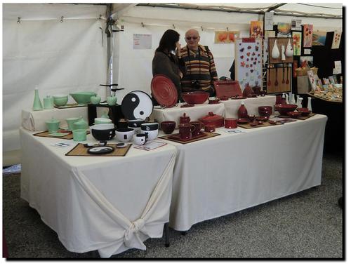 Marché artisanal de Chalamont