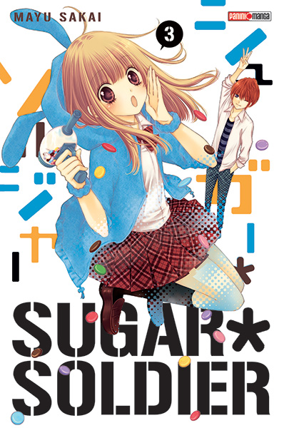 SUGAR SOLDIER © 2011 by Mayu Sakai / SHUEISHA Inc.