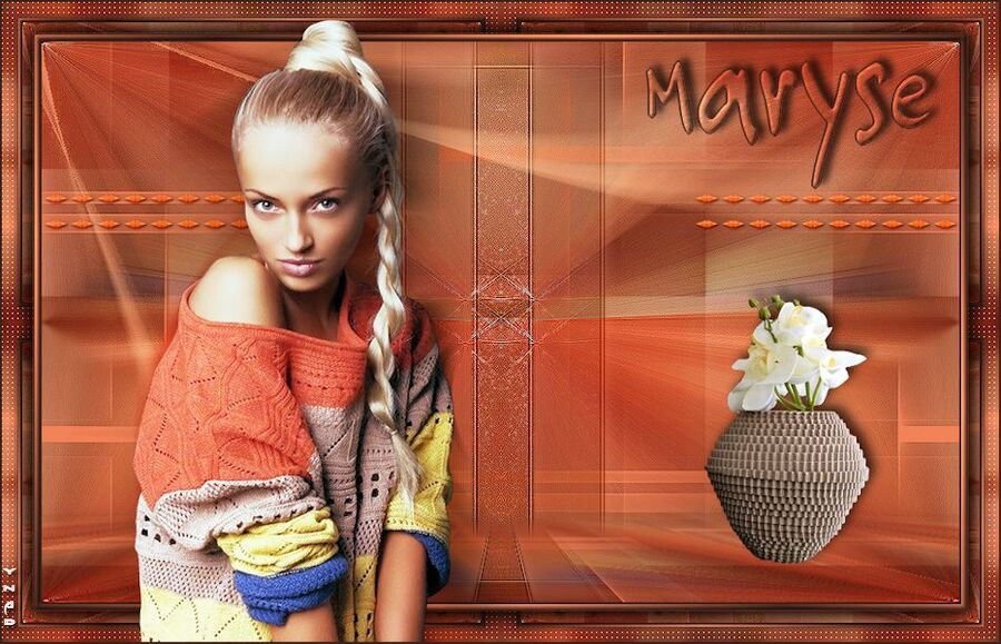 Vos versions Maryse