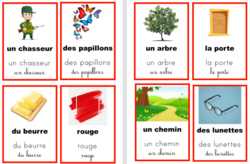 Cartes de nomenclature