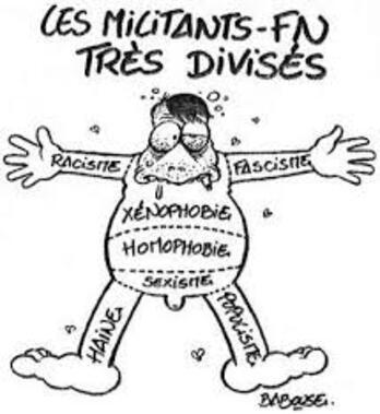"""Les derniers """"baratineurs populaires"""" de notre politique politicarde Le FN et Mélenchon...."""