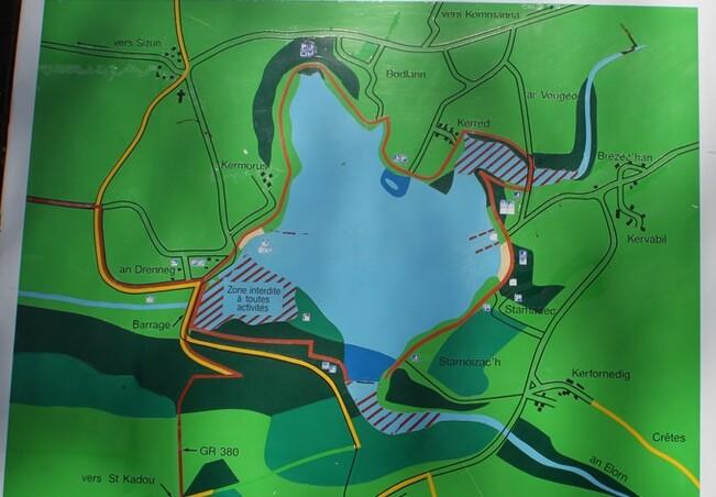 Lac du Drennec 051