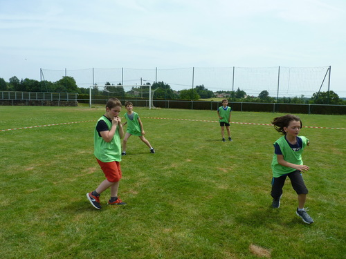 Rugby l'après-midi CE1/CE2