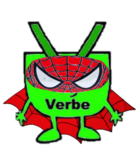 Personnage verbe conjugué - RSEEG - Mode Super Héros